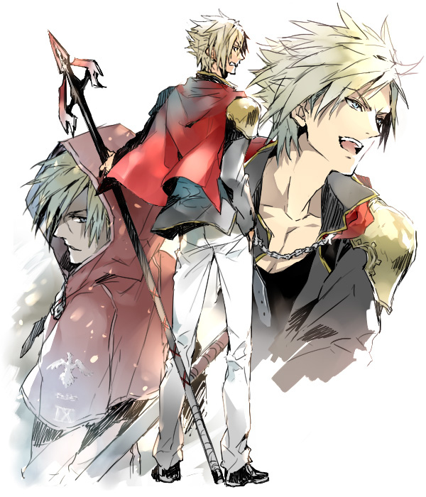 Engel {Expediente} Zerochan.Nine_.Final_.Fantasy.Type-0.874944