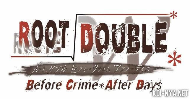 Root √Double: Before Crime * After Days [INSCRIPCIONES] Root_double