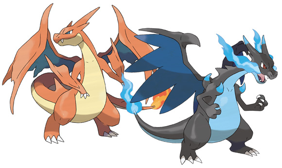 how to get charizard y