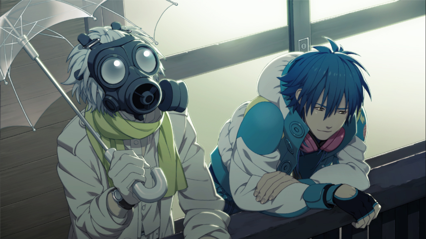 Dramatical Murder PartyiOS Latest Version Free Download