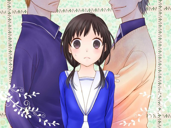 Resultado de imagen de fruits basket another