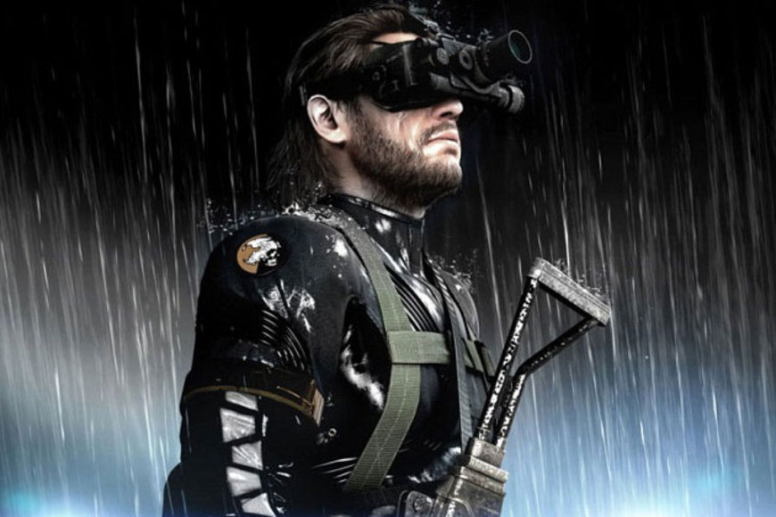 Ground Zeroes es el prólogo de Metal Gear Solid 5