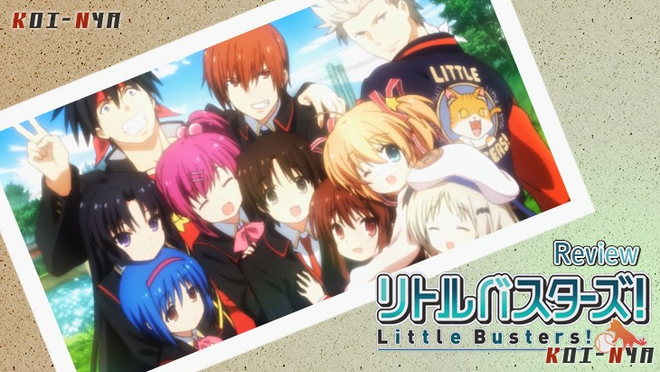 Review: Little Busters! (anime)