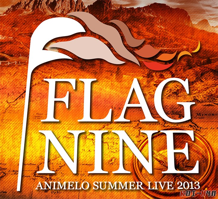Animelo-2013-FLAG-NINE