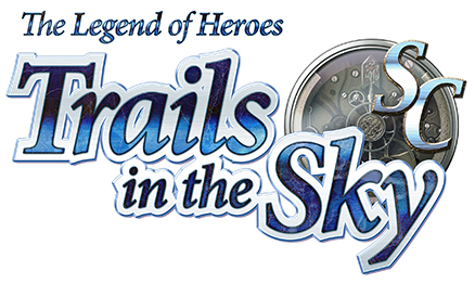 The Legend of Heroes Trailes in the Sky SC logo