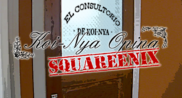 Square Enix la cabeza de turco de Occidente