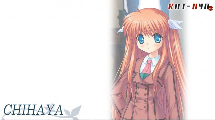 Rewrite review - Chihaya route (1)