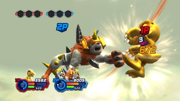Digimon All-Star Rumble anunciado para PlayStation 3 y Xbox 360 en Europa y Norteamérica (5)