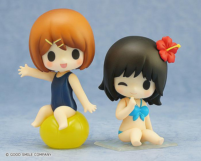 Nendoroid More Swimsuit Parts