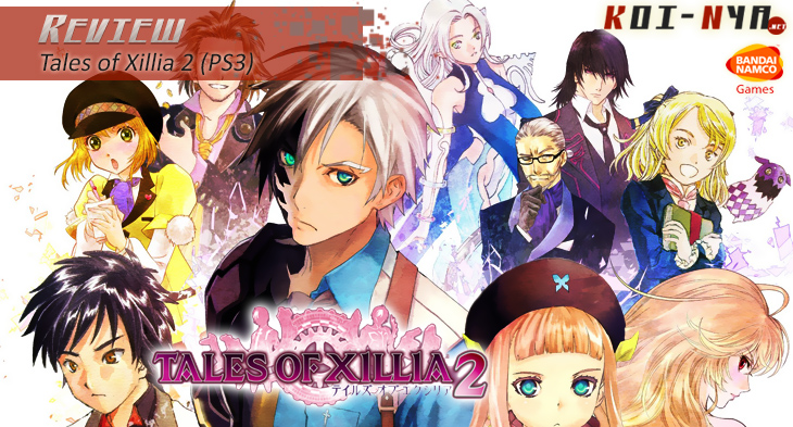Review: Tales of Xillia 2
