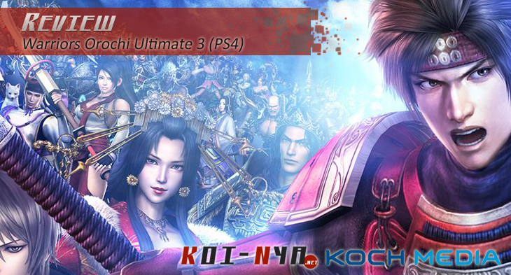 Review Warriors Orochi 3 Ultimate