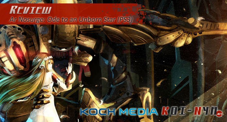 Review Ar Nosurge Ode to an Unborn Star