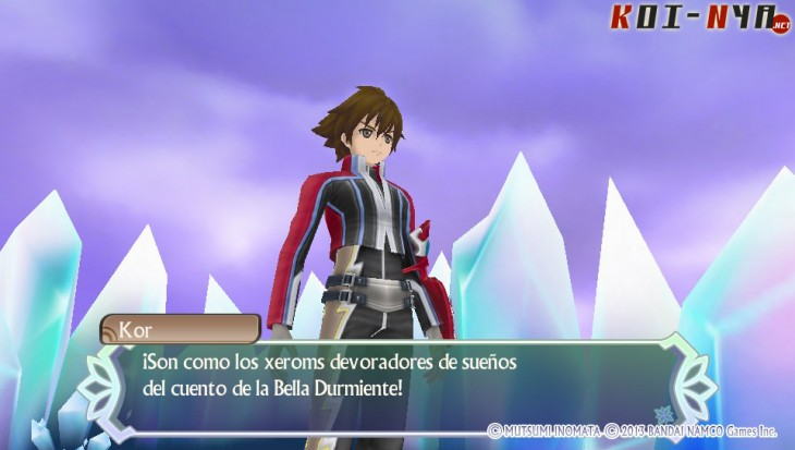 Review Tales of Hearts R - personajes (1)