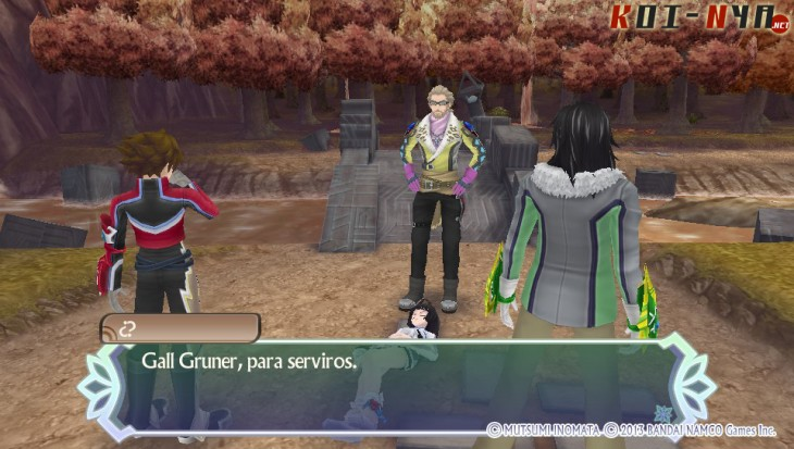 Review Tales of Hearts R - personajes (3)