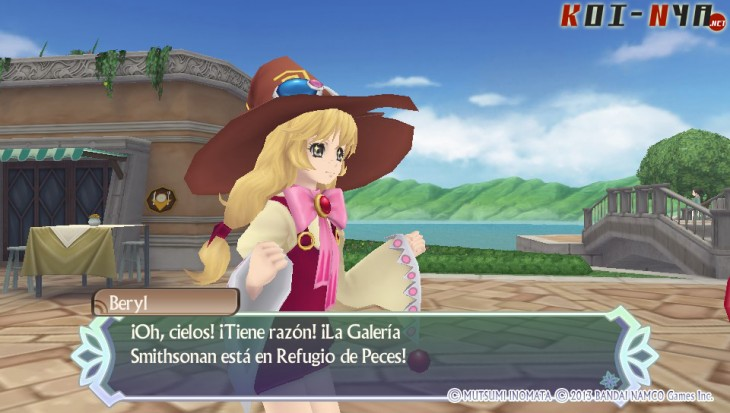 Review Tales of Hearts R - personajes (5)