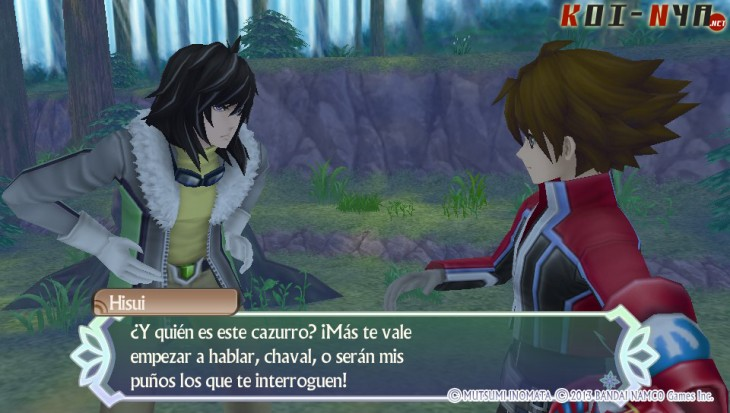 Review Tales of Hearts R - personajes (8)