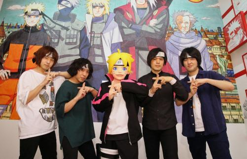 El tema principal de Boruto -Naruto the Movie- estará interpretado por la banda KANA-BOON