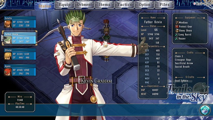 koi nya analisis The Legend of Heroes Trails in the Sky SC (20)