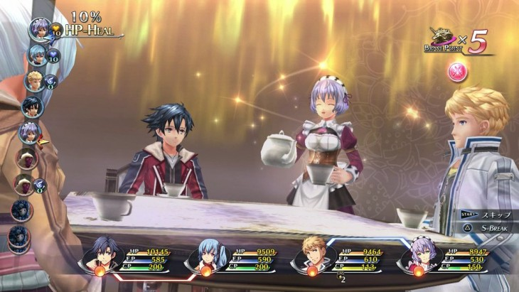 The Legend of Heroes Trails of Cold Steel II llegara a Norteamerica este otoño 03