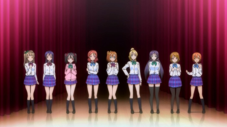 Love Live , Muse